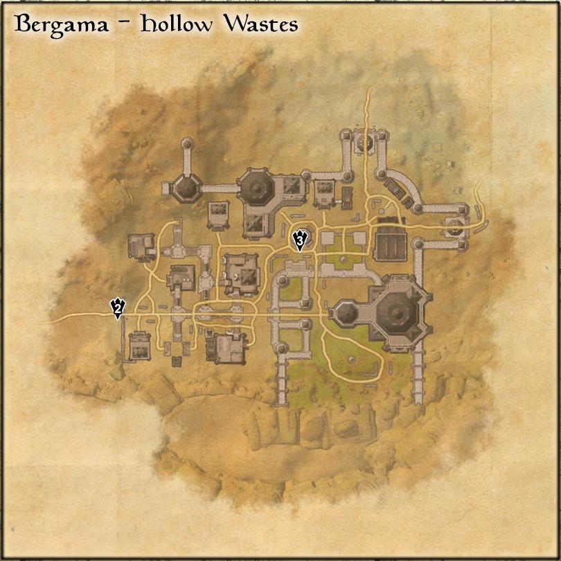 Bergama: Hollow Wastes