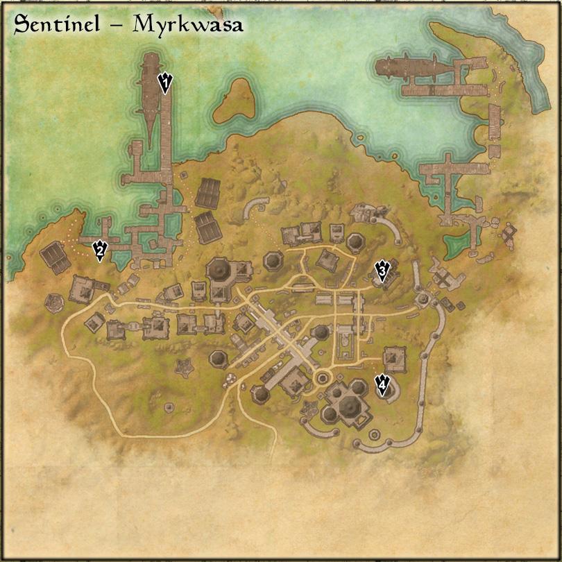 Sentinel: Myrkwasa
