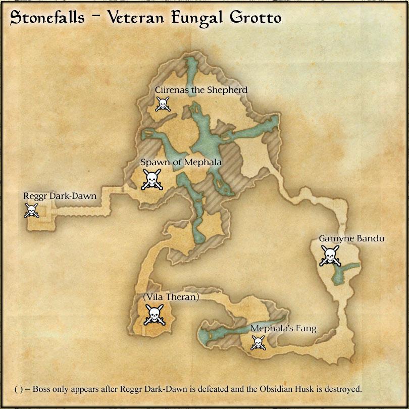 Veteran Fungal Grotto