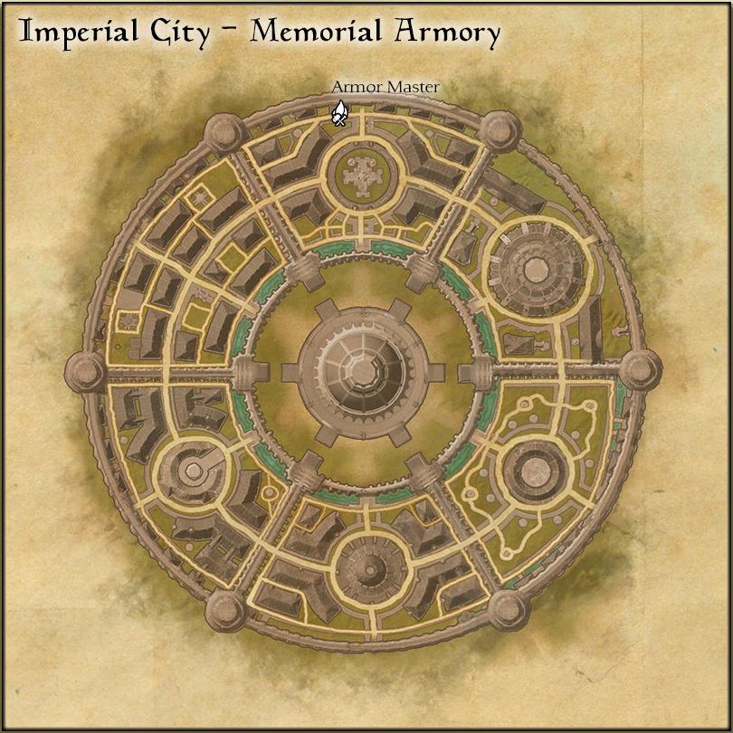 Memorial Armory: Armor Master