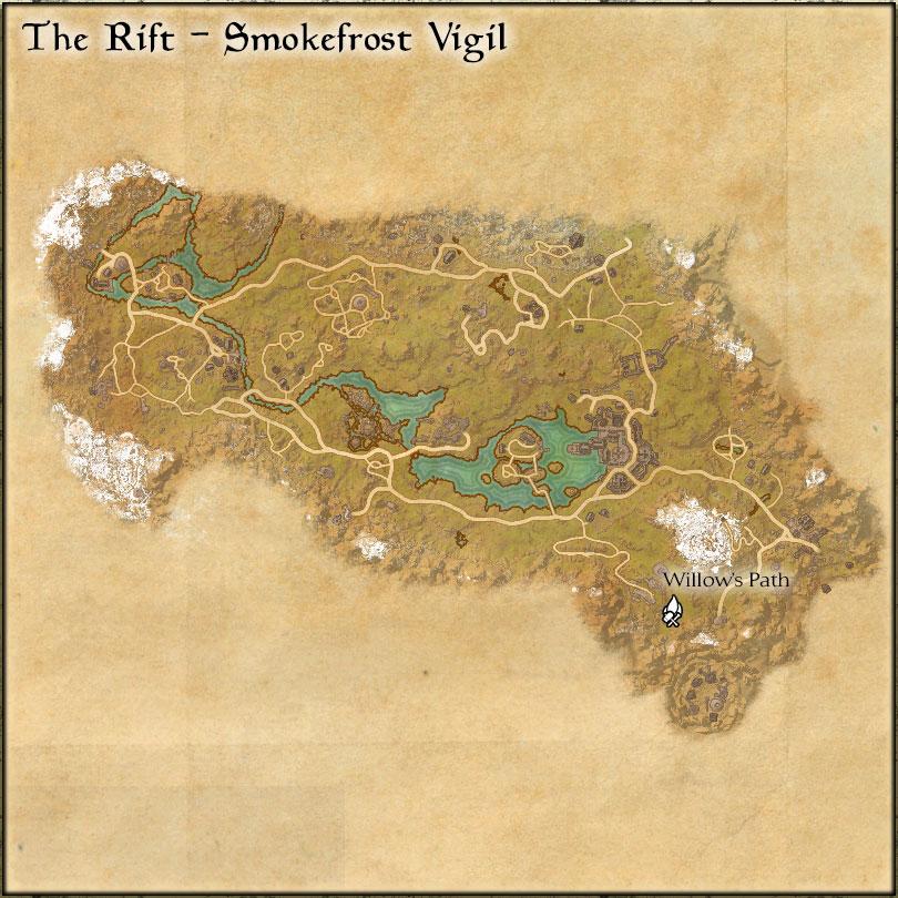 Smokefrost Vigil: Willow's Path